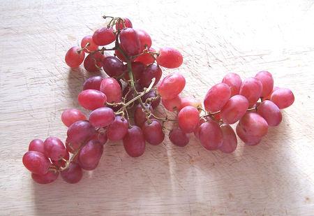 Маска за лице с грозде
