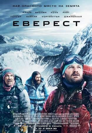 Филмът Еверест