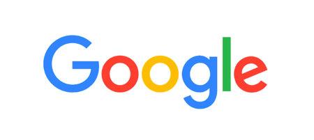 История на логото на Google