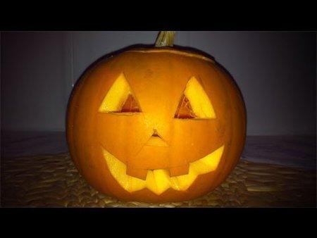 Как да си направим тиквен фенер за Хелоуин
