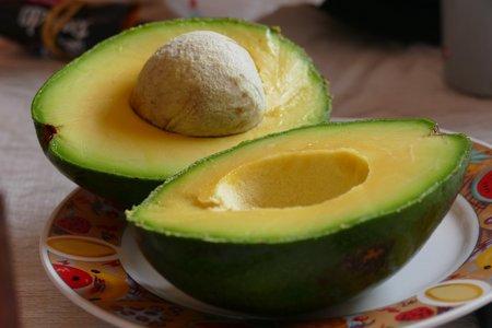 Маска за лице с авокадо