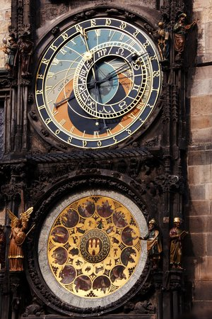 Пражки астрономически часовник