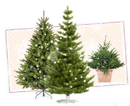 Изкуствени елхи! Коледа идва в дома ти!