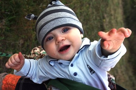 Промоция на бебешки стоки