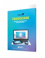Антивирусна програма F-Secure Freedom за 3 устройства