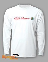 Блуза с дълъг ръкав Алфа Ромео (Alfa Romeo)
