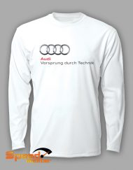 Блуза с дълъг ръкав Ауди (Audi)