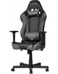 Геймърски стол DXRacer Racing Black Grey