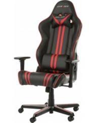 Геймърски стол DXRacer Racing Black Red