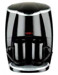 Кафемашина с подарък 2 чаши SAPIR SP 1170 LS, 450W, Разглобяем филтър