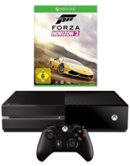 Конзола Microsoft Xbox One 500GB + Игра Forza HORIZON 2