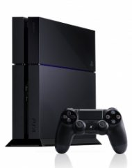 Конзола Sony Playstation 4 black 500GB