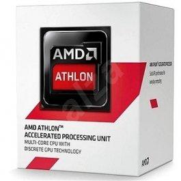 Процесор AMD Athlon X4 840 (3.1GHz 4MB 65W FM2+) BOX
