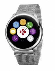 Смарт часовник MyKronoz ZeRound Premium Silver