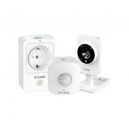 Смарт охранителна система D-Link mydlink Home SMART Home HD Starter Kit