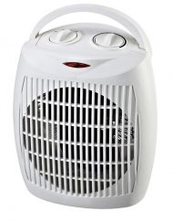 Вентилаторна печка - духалка ZEPHYR ZP 1970 P, 2000 W, 3 степени на мощност, защита от прегряване, Терморегулатор