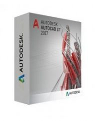 Autodesk AutoCAD LT 2017 – 12 месеца