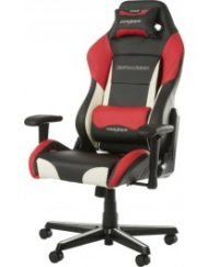 Геймърски стол DXRacer Drifting Black Red White