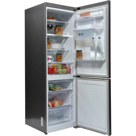 Хладилник с фризер Samsung RB31FDRNDSA, 310 л, Клас A+, Full No Frost, H 185 cм, Сребрист