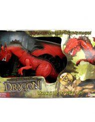 Mighty Megasaur Ходещ дракон с дистанционно 80042