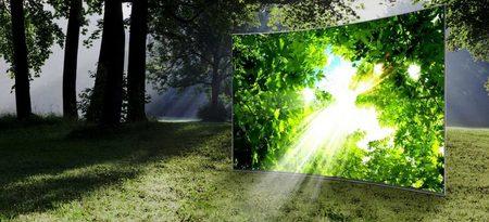 """Телевизор LED Smart Samsung, 50"""" (125 см), 50KU6092, 4K Ultra HD"""