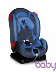 Lorelli Стол за кола  F1 9-25 KG DARK&LIGHT BLUE