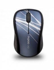 Безжична мишка Rapoo 3100P Blue