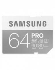 Карта памет Samsung SD Pro 64GB R90/W80