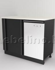 Кухненски модул Д7 шкаф за ъгъл
