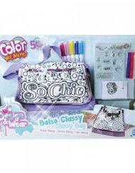 COLOR ME MINE Чанта за оцветяване CHARMS CLASSY BAG 86988