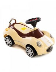 KIKKA BOO Ride-on SUPER RIDER BEIGE 131676