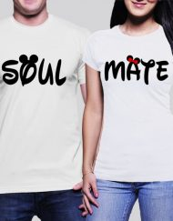 Комплект тениски за влюбени - SoulMate