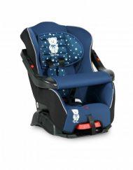 LORELLI- BERTONI Line Стол за кола с предпазител 9-18 кг. BUMPER DARK BLUE TEDDY BEAR 1007017/1832