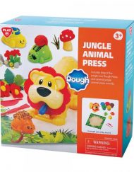 PlayGo DOUGH Пластелин ЖИВОТНИ JUNGLE ANIMAL 8646