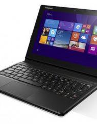 Tablet, Lenovo IdeaTab MIIX3-1030 /10.1''/ Intel Z3735F (1.83G)/ 2GB RAM/ 32GB Storage/ Win8.1+ kbd dock (80HV0065BM)