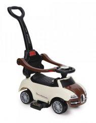 МОНИ Ride-on с родителски контрол RIDER БЕЖОВ  QC2281