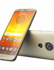 Smartphone, Motorola Moto E5, 5.7'', Arm Quad (1.4G), 2GB RAM, 16GB Storage, Android 8.0, Gold