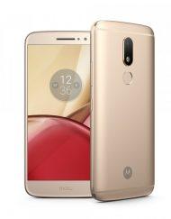 Smartphone, Motorola Moto M, Dual Sim, 5.5'', Arm Octa (1.3G), 3GB RAM, 32GB Storage, Android 6.0, Gold (PA5D0068RO)
