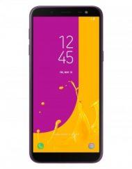 Smartphone, Samsung GALAXY J6, DualSIM, 5.6'', Arm Octa (1.6G), 3GB RAM, 32GB Storage, Android, Purple (SM-J600FZVUBGL)