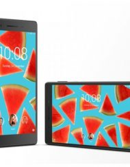 Tablet, Lenovo Tab 4 7 Voice /7''/ Quad core (1.3G)/ 1GB RAM/ 16GB Storage/ Android 7.0/ Black (ZA380111BG)