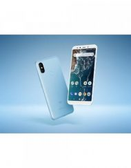 Smartphone, Xiaomi Mi A2, DualSIM, 5.99'', Arm Octa (2.2G), 4GB RAM, 64GB Storage, Android, Blue (MZB6471EU)