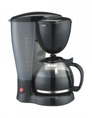 Кафемашина SAPIR SP 1170 AP, 800W, За 12 чаши, Черна
