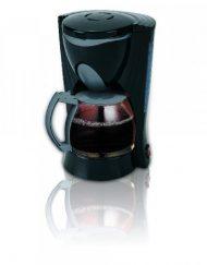 Кафемашина SAPIR SP 1170 I, 550W, 600 мл. кана, За 6 чаши, Черна