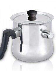 Млековарка с капак SAPIR SP 1420 AC, 15.5 см, 1.2 литра, Разглобяема свирка