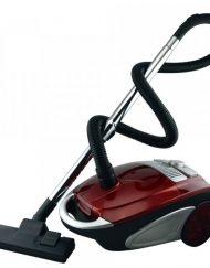 Прахосмукачка с торбичка ZEPHYR ZP 1001 AK, 700W, 3.5 л, Клас А, Регулиране на мощността, Червен