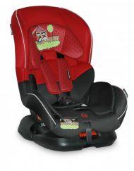 LORELLI-BERTONI Line Стол за кола 0-18 кг. CONCORD RED&BLACK FAMILY 1007016/1856