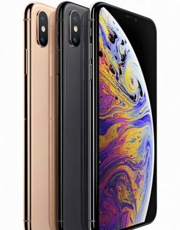 Smartphone, Apple iPhone XS, 5.8'', 256GB Storage, iOS 12, Silver (MT9J2CN/A)