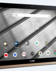 Tablet, ACER Iconia B3-A50FHD-K0AC /10.1''/ Arm Quad (1.5G)/ 2GB RAM/ 32GB Storage/ Android 8.1/ Gold (NT.LEZEE.002)