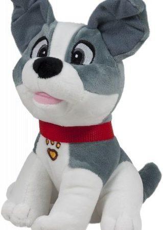АМЕК Куче с каишка 28 см. 040225