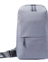 Backpack, Xiaomi, Mi City Sling Bag, Light Grey (ZJB4070GL)
